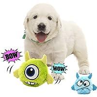 Hundespielzeug Elektronische Automatische schütteln interaktive Plüsch Scheichen Spielzeug für Hunde und Welpen