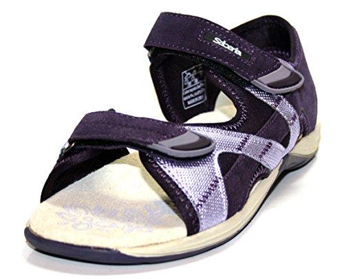 Sabaria by juge 34.8712 pour les chaussures pour enfants, sandales outdoor Lila (mystic/lavender 0008)