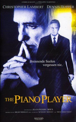 The Piano Player [VHS]