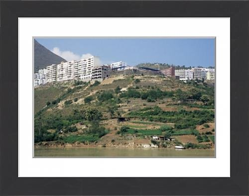 framed-print-of-river-bank-land-to-be-flooded-with-new-housing-above-reservoir-level-three