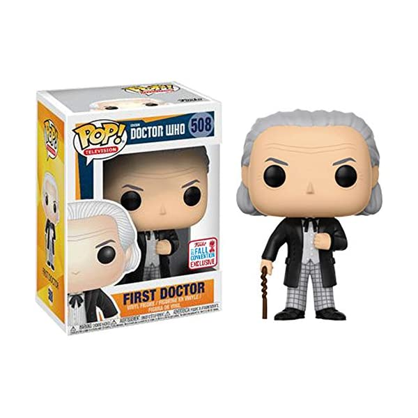 FunKo 20694 Doctor Who Pop Vinyl Figure 508 First NYCC 2017 Convention Exclusives