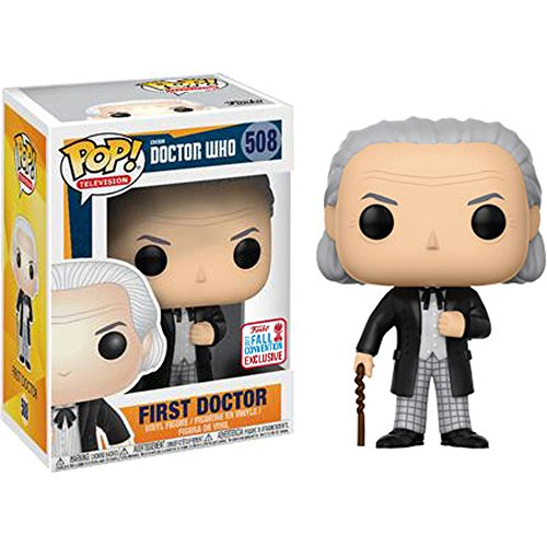 funko pop doctor who Funko 20694–Doctor Who Pop Vinyl Figure 508First NYCC 2017Convention Exclusives beigelegt