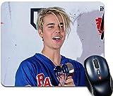 Tapis de souris Justin Bieber