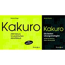 Kakuro-Set: Kakuro-Block + Lösungsstrategien