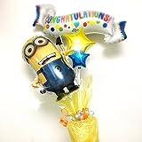 Congratulation! Congratulations Balloon Gift (Minion)