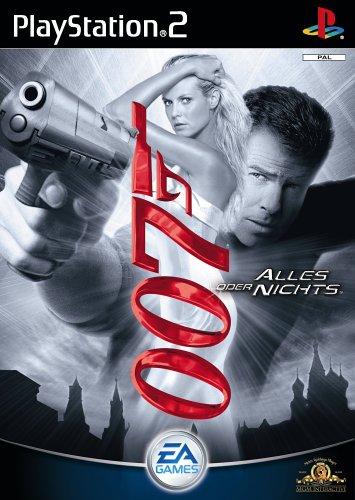 James Bond 007 - Alles oder Nichts (Alle Ps2-action-spiele)