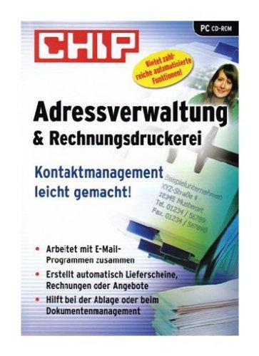CHIP Adressverwaltung & Rechnungsdruckerei