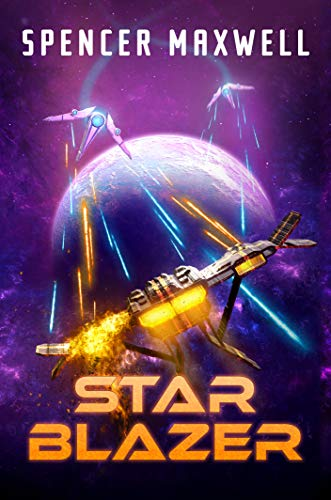 Starblazer: A Space Opera Adventure (Cosmic Outlaws Book 1) (English Edition)