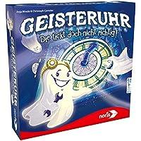 Noris Spiele 606011600 Geisteruhr Kinderspiel