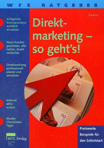 Direktmarketing - so geht's!
