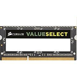 Corsair CMSO4GX3M1A1600C11 Value Select 4GB (1x4GB) DDR3 1600 Mhz CL11