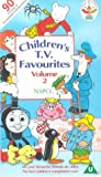 Picture Of Children's T.V. Favourites Volume 2 NSPCC [VHS]