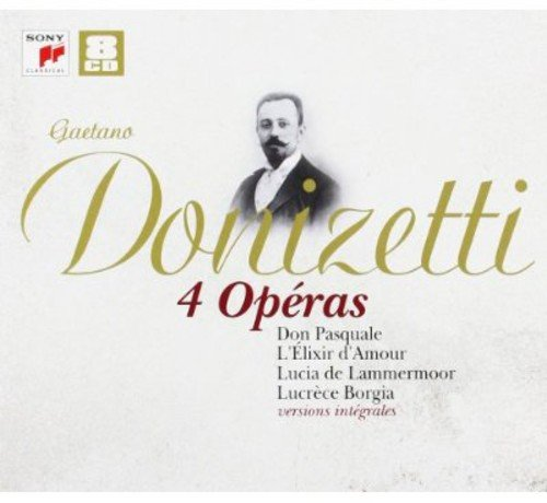 Coffrets Donizetti - The Sony Opera House