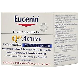 Eucerin Q10 ACTIVE Crema de Noche Antiarrugas – 50 ml