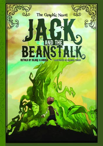 Jack and the beanstalk : the graphic novel