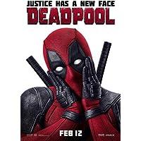 Deadpool Movie Poster 70 X 45 cm