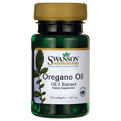 Swanson Oregano Oil (120 Softgels) Test
