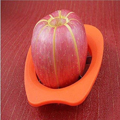Haushalt Werkzeug geschnittenem Obst Multi Funktions Edelstahl Shredder Slicer Cut Apple Gerät orange Zesters Gerät Zufällige - 5