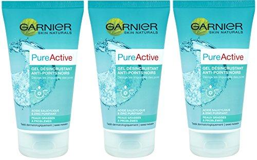 garnier-pure-active-gommage-visage-gel-desincrustant-anti-points-noirs-lot-de-3