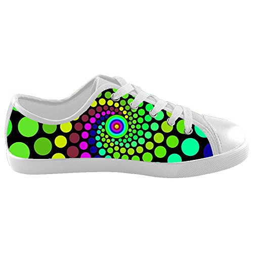 Dalliy polka dots Boy's High-top Canvas shoes Schuhe Footwear Sneakers shoes Schuhe D