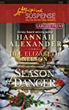Season of Danger (Love Inspired Large Print Suspense)
