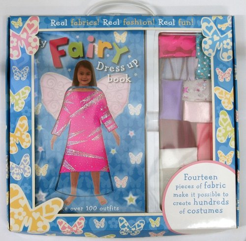 My Fairy Dress Up Book [With 14 Pieces of (Dress Ideen Internationale Up)