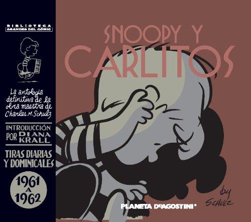 Snoopy y Carlitos 1961-1962 nº 06/25 par Charles M.%Schulz