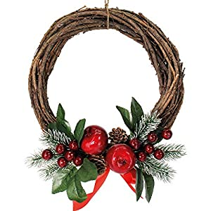 Stefanazzi Corona de Navidad 30