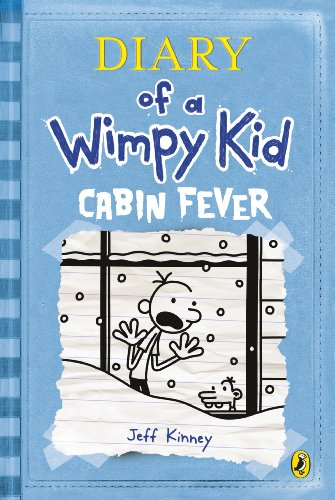 Cabin Fever (Diary of a Wimpy Kid book 6) (English Edition) di Jeff Kinney