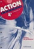 Image de Action, Anglais 4ème LV2, professeur
