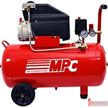 Compresor de aire 230v 2 cv 50 litros MPC CD-250