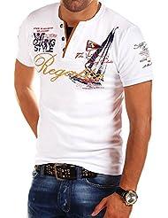 MT Styles 2in1 T-Shirt REGATTA manches courtes R-2637