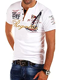 MT Styles 2in1 T-Shirt REGATTA manches courtes R-2637
