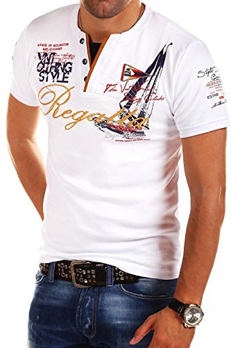 MT Styles 2in1 T-Shirt REGATTA R-2637 Weiß
