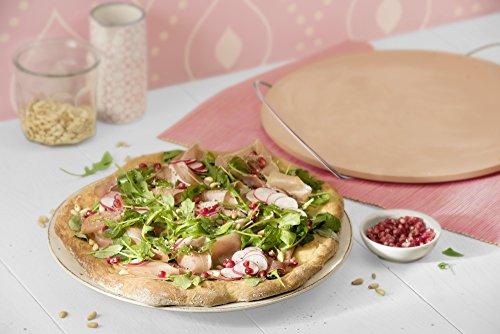 Kaiser Pizzastein Inspiration rund Ø 38 cm