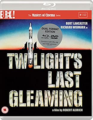 Twilight's Last Gleaming (1977) (Masters of Cinema) Dual Format (Blu-ray & DVD)