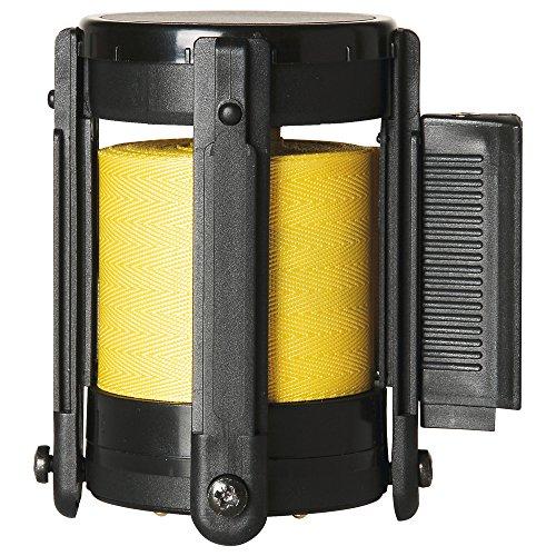 Warmbier Gurtbandkassette für Pfostenrohr, ESD, 3,6 m, deutsch/englisch