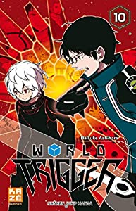 World Trigger Edition simple Tome 10