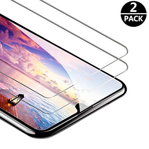 FUMUM Panzerglas für Huawei P Smart 2019,Premium HD Anti-Kratzer Glasfolie 9H Schutzfolie für Huawei P Smart 2019 Folie aus Glas[Bubble-frei] [Anti Fingerabdruck]