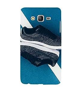 EPICCASE Trendy Shoes Mobile Back Case Cover For Samsung Galaxy E7 (Designer Case)