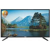 FEBA Slim 24 INCH HD Ready LED TV with Wall Bracket (Black, 24B4247) - 24 INCH LED TV with 3 Year Warranty
