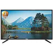 FEBA Slim 24 INCH HD Ready LED TV with Wall Bracket (Black, 24B4247) - 24 INCH LED TV with 3 Year Warranty