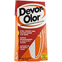 Devor Geruch Einlegesohlen geruchshemmend preisvergleich bei billige-tabletten.eu