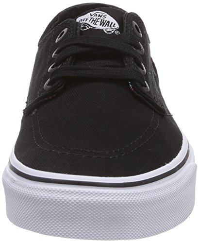 Vans U Brigata Vzsl1Wx, Baskets mode mixte adulte Noir (Black/True White)