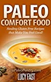 Paleo Comfort Food: Healing Gluten Free Recipes that Make You Feel Good! (Paleo Diet Solution Series) (English Edition)