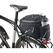 Vaude Silkroad - Bolsa trasera universal para bicicleta