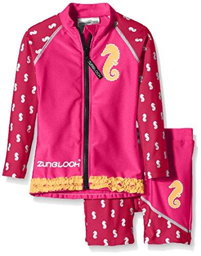 Zunblock Mädchen UV 50 Plus Sets Seahorse Hollywood, 122/128 - Plus Sunblock