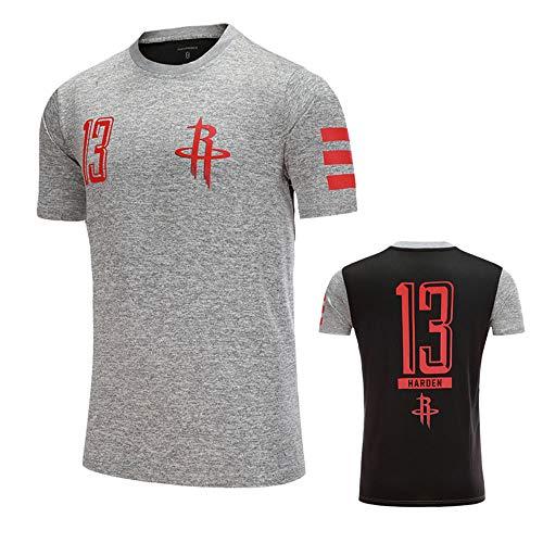 Houston Rockets James Harden T Shirt Basketball Sweatshirt Der Männer Kurze Ärmel -