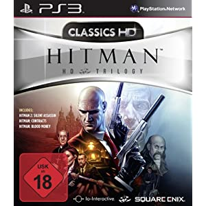 Hitman – HD Trilogy [Classics HD] – [PlayStation 3]