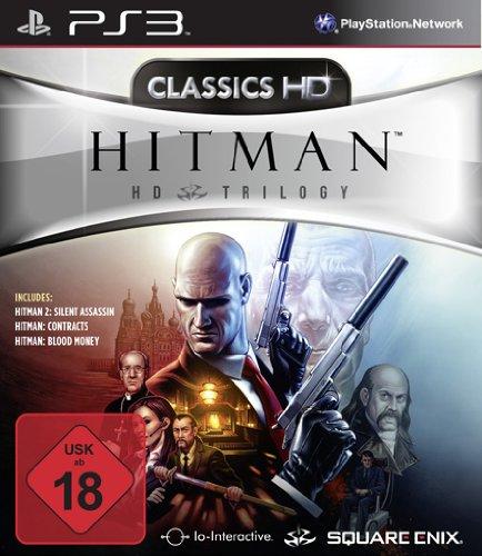 Preisvergleich Produktbild Hitman - HD Trilogy [Classics HD] - [PlayStation 3]